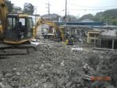 犬蔵2丁目解体工事10